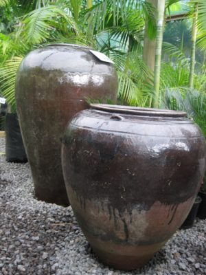 Myanmar Water Jars